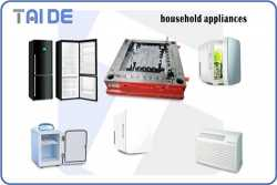 Refrigerator Cover Plastic Injection Mould