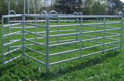 Horse Fence Panel and Horse Fencing Gate