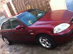 honda civic 97 model for sale urgntly