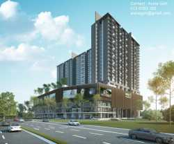 Kiara Plaza, Semenyih - SOHO / Service Apts / Retail - NEW DEVELOPMET