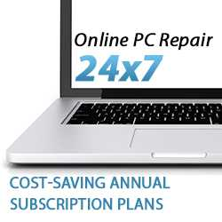 Slow running PC or start up issue: We fix all online.