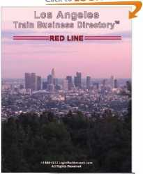 Los Angeles Train Business Directory Travel Guide