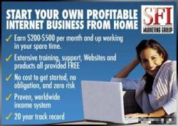Worldwide Home Business Opportunity
