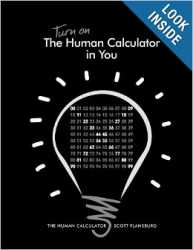 Turn on The Human Calculator in You Workbook