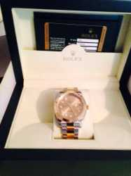 PERFECT GIFT!! ROLEX OYSTER PERPETUAL DATEJUST
