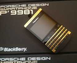 Vip Pin Blackberry Porsche Design P9981 ( Add Pin 282DE189 )