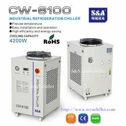 Water cooling system for TIG welder CW-6100