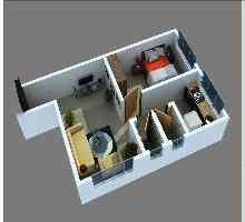 1 BHK flat for sale for 28 lacs