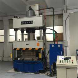 Hydraulic Composites Forming Press