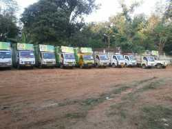 Led Screen In Delhi LED mobile van,video wall,outdoor display screen on Rental,Hire