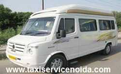 Tempo Travellers in Noida
