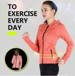 Gym Clothes Womens Activewear Outfits Sports Trainers Cool Coat Outdoor