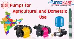 CRI Pumps for Agricultural and Domestic Use|Buy Online in India
