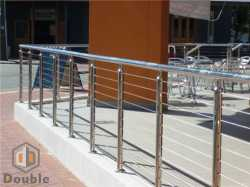 Stainless Steel Outdoor Wire Cable Railing Prices