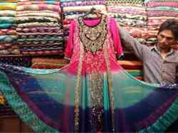 Pakistani designer formal outfit