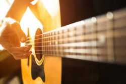 Guitar and Ukulele Courses at Home.