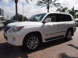 For Sale Lexus Lx570 2013 Model SUV (Gulf Spec) with full option
