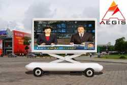 LED mobile van on rent for Bihar election @ 9560562259