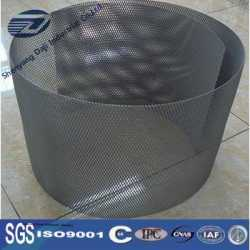 p_ure Titanium Anode Basket With Factory Best Price