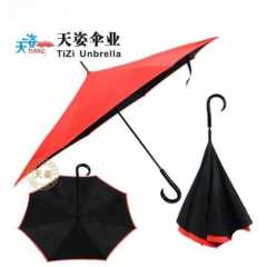 Portable Automatic 3 Foldable Umbrellas