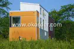 Sell Sweet Prefabricated Living House