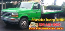 Seattle Towing Service - Gruas en Seattle