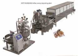 Industrial Toffee Candy Production Line