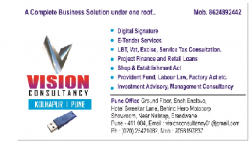 Service Tax,Excise consultation , LBT,GST & VAT consultation-8624892442