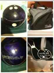 16lb Playmaker Bowling Ball