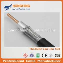 Outdoor Application CATV Trunk 10D-FB Coaxial Cable