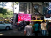 Led mobile van on hire,led display screen on hire,led video van on hire