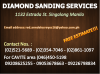 DIAMOND SANDING SERVICES