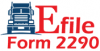 Form 2290 E File Services