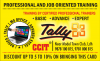 Professional Expert Tally Training At CCIT In Model Town: Call 8727800815
