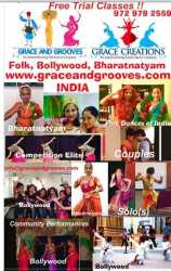 Grace and Grooves : Award Winning Indian Dance Company