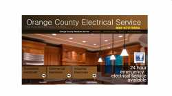 Orange County Electrical Service