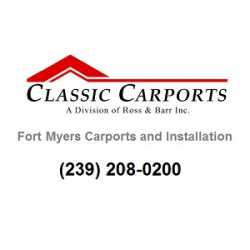 Fort Myers Carports and Installation
